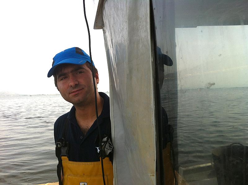El pescador Agustí