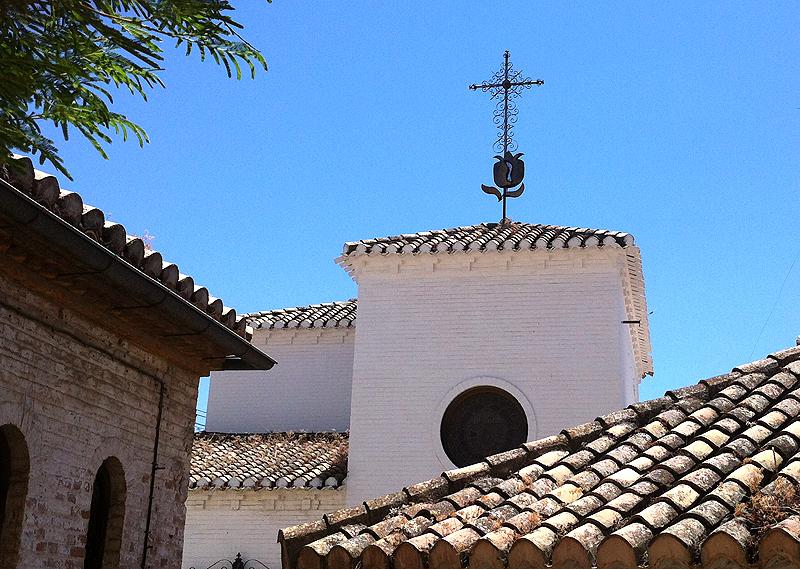 Detalle de un tejado