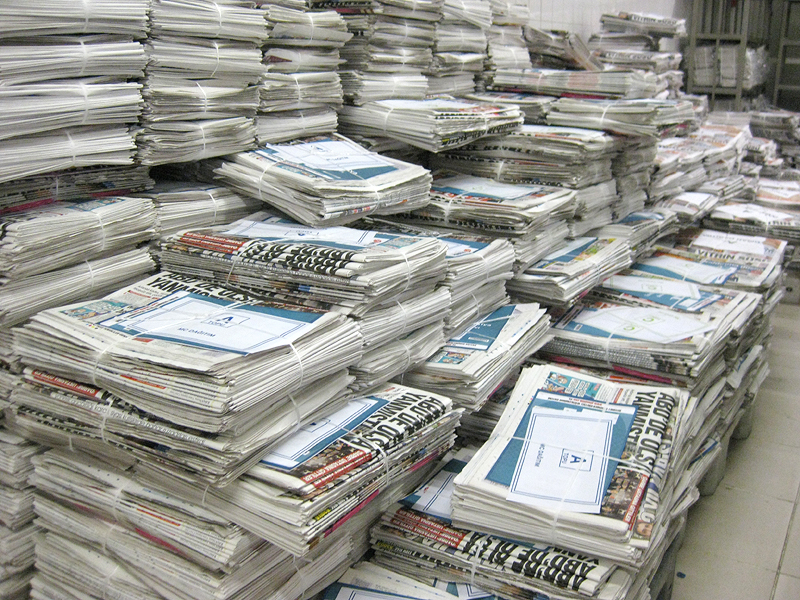 La prensa offline, ajena al negocio de las valoraciones en la red