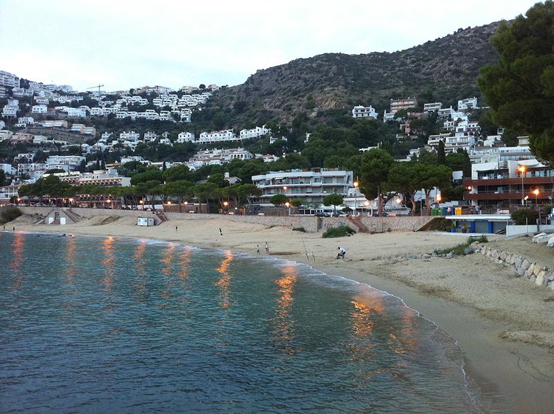 Playa de Canyelles Petites, Costa Brava