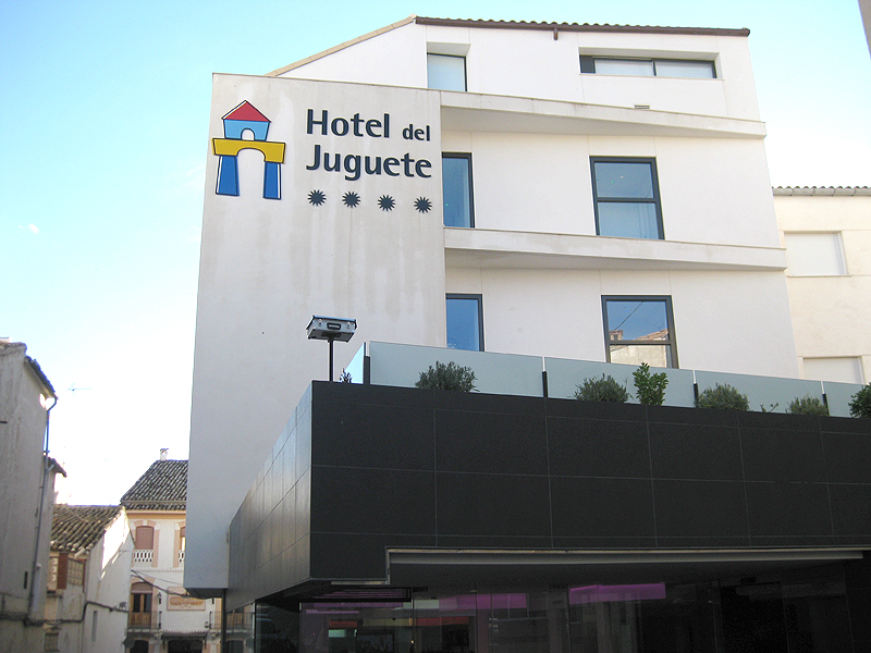 Hotel del Juguete de Ibi, Alicante